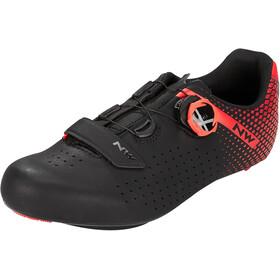 Northwave Core Plus 2 Shoes Men, zwart/rood